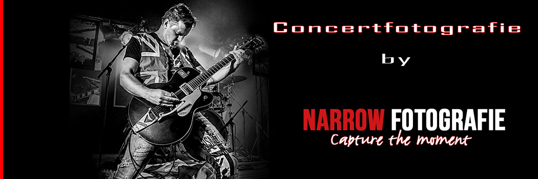 Concertfotografie by Narrow